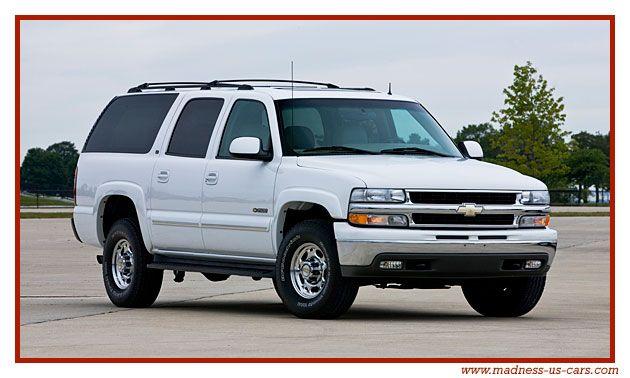 Anniversaire Des 75 Ans Du Chevrolet Suburban Chevrolet Suburban Ford Excursion Suv
