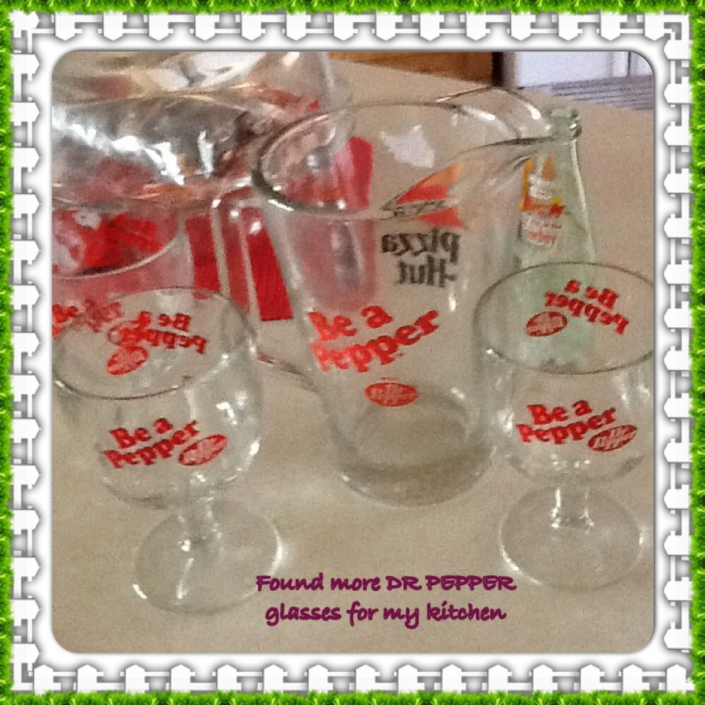Dr Pepper Dr Pepper Stuffed Peppers Stemless Wine Glass