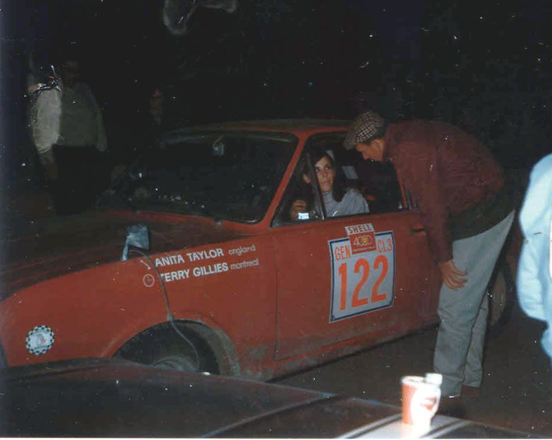 Renal failure, mainly due to calcineurin inhibitor (cni) nephrotoxicity, is the most common complication following orthotopic liver transplantation (ltx). 1967 Shell 4000 Anita Taylor Ford Lotus Cortina Dnf Rally Anita Car