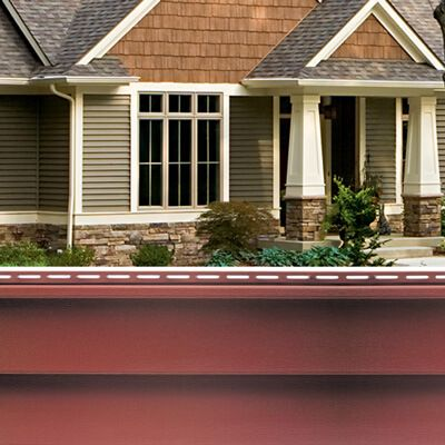 This Is The Exterior Solution R No Other Brand Offers Vinyl Siding Polymer Shakes And Shingles Repl House Exterior Lake Houses Exterior Vinyl Siding Colors