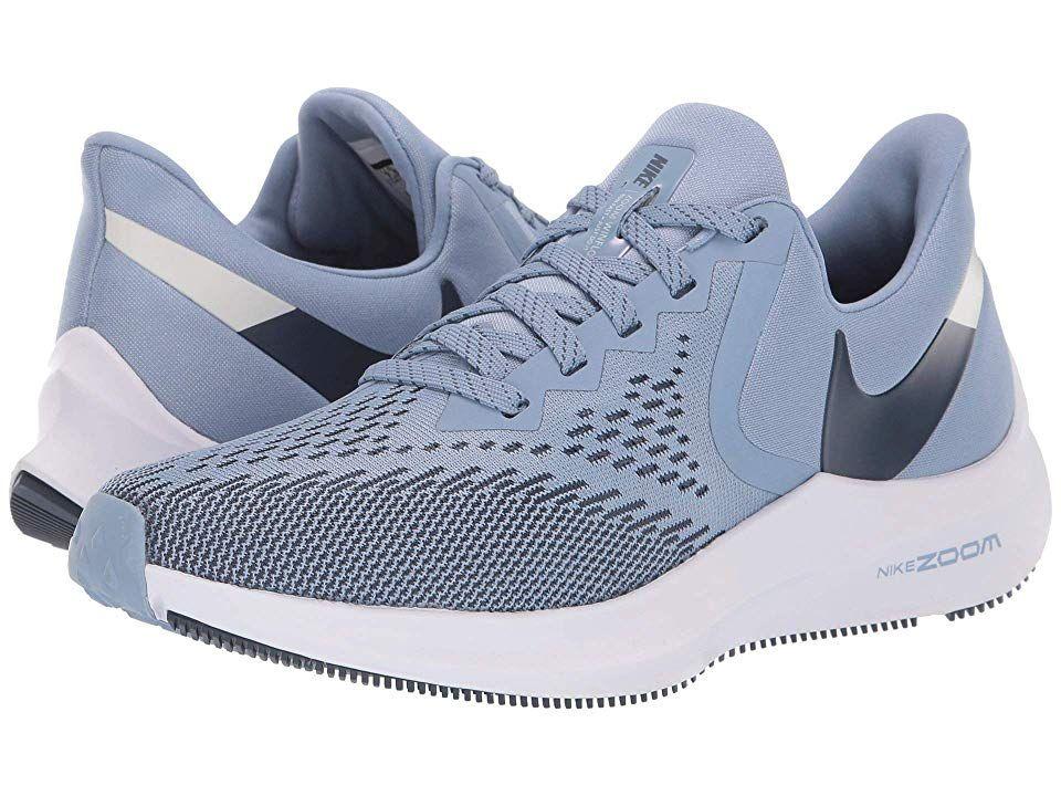 Nike Zoom Winflo 6 Women's Running Shoes Indigo FogMonsoon
