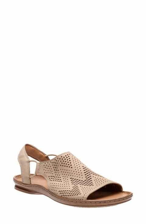 20ce30342520 Clarks® Sarla Cadence Slingback Sandal (Women)