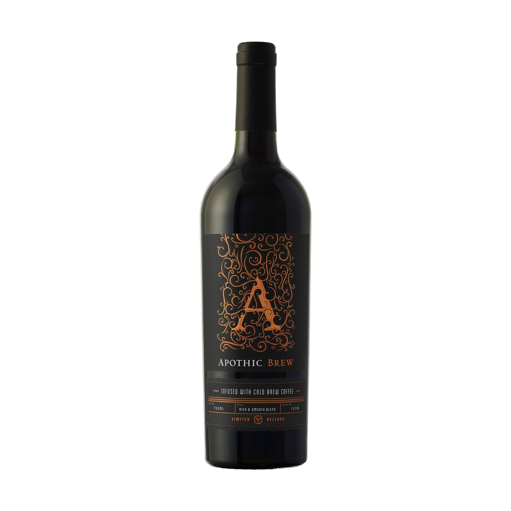 Apothic Brew Red Blend 750ml Bottle Red blend wine