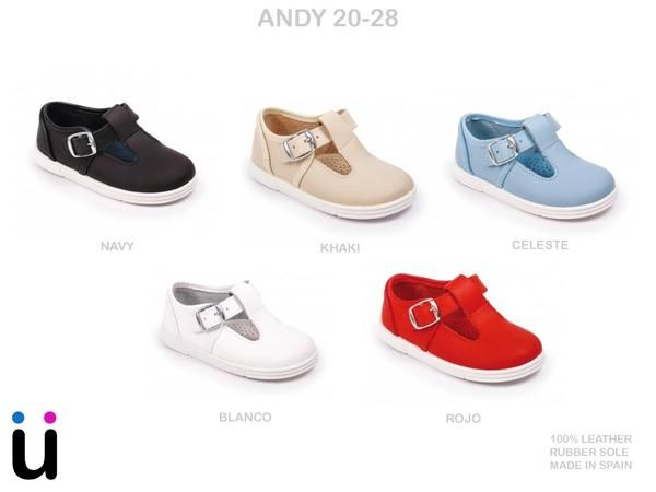 7d50e6d37 PREORDER Chus Shoes - Andy Leather