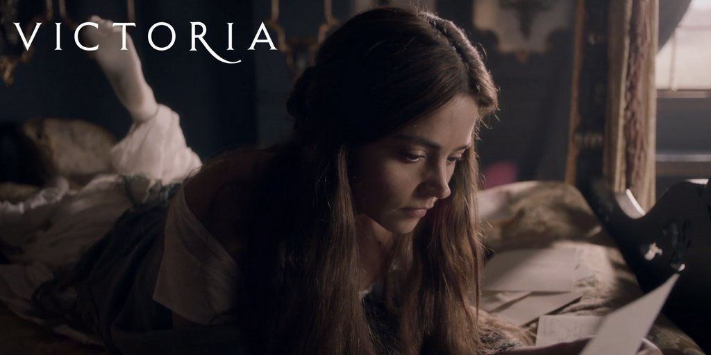 Victoria and the Duke of Wellington. S1—Ladies in Waiting.