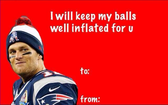 Tom Brady Valentines Card Valentine Day Cards Valentines Cards Vday Cards