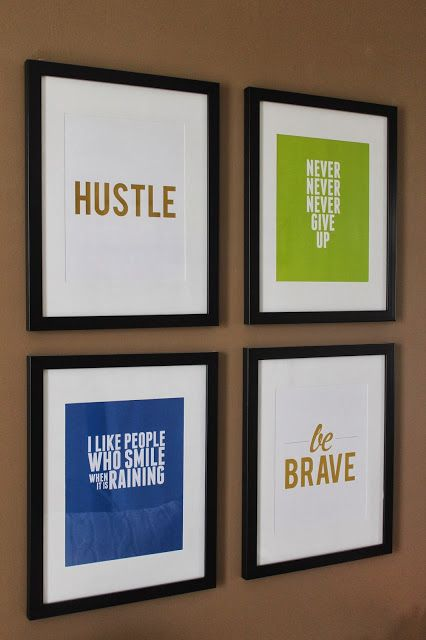 inspirational frames for office. office prints inspirational posters up on the wall in your frames for