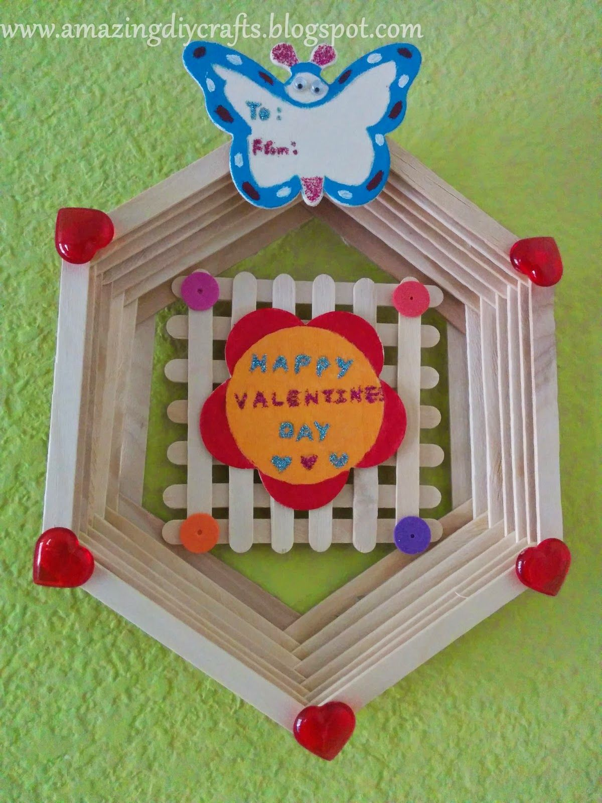 popsicle craft ideas amazing diy crafts popsicle sticks frame for 2725