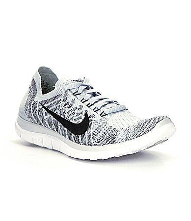buy popular b078c 3c29a Nike Free 40 Flyknit Running Shoes  Dillards