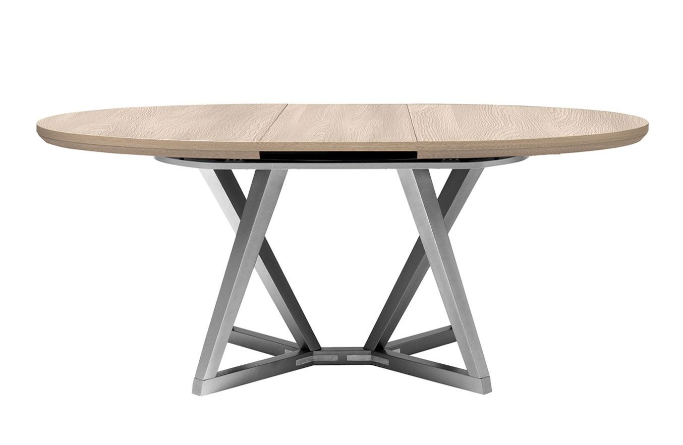 Table Ovale Collection Setis Fabricant De Meubles Gautier Table Ovale Table Ovale De Cuisine Table A Rallonge