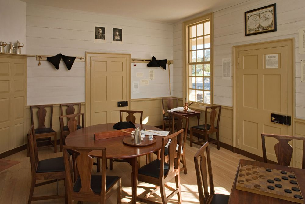 Photo Of The Coffee Room Williamsburg Pinterest Coffee Colonial And Room