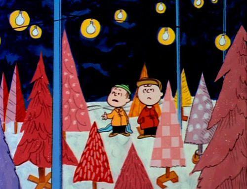 Pin By El Katz On Mid Century Christmas Holidays Charlie Brown Christmas Tree Charlie Brown Tree Charlie Brown Christmas