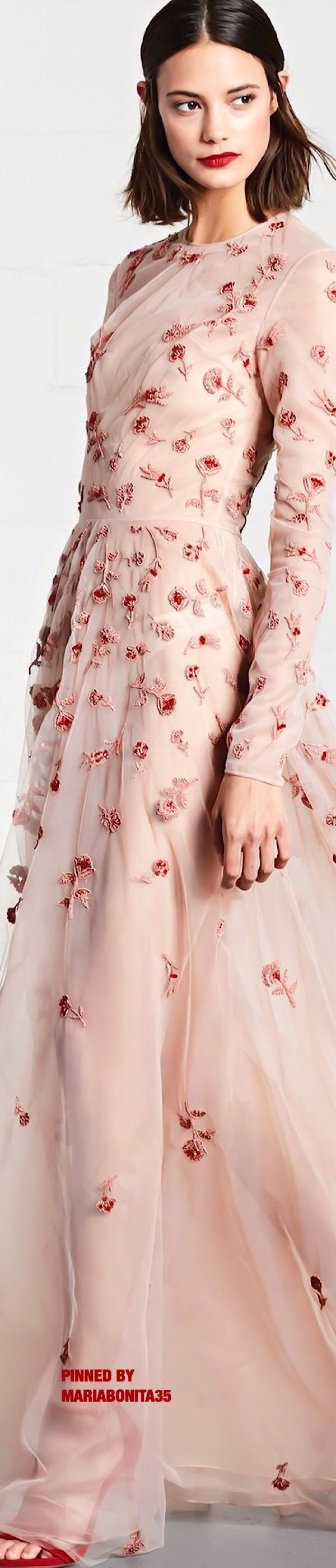 Dennis Basso Resort 2018 | Stunning fashion | Pinterest | Vestiditos ...