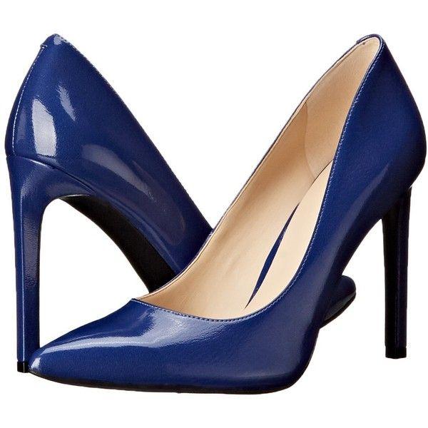 Amazon.com: Nine West Women's Tatiana Synthetic Dress Pump: Shoes ($33)