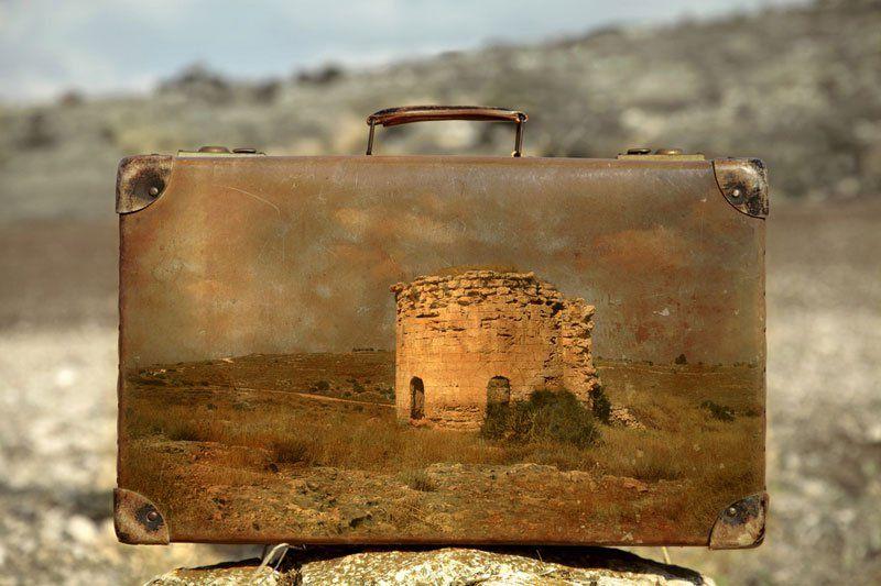 Memory Suitcases | Yuval Yairi -The Blog יובל יאירי / הבלוג
