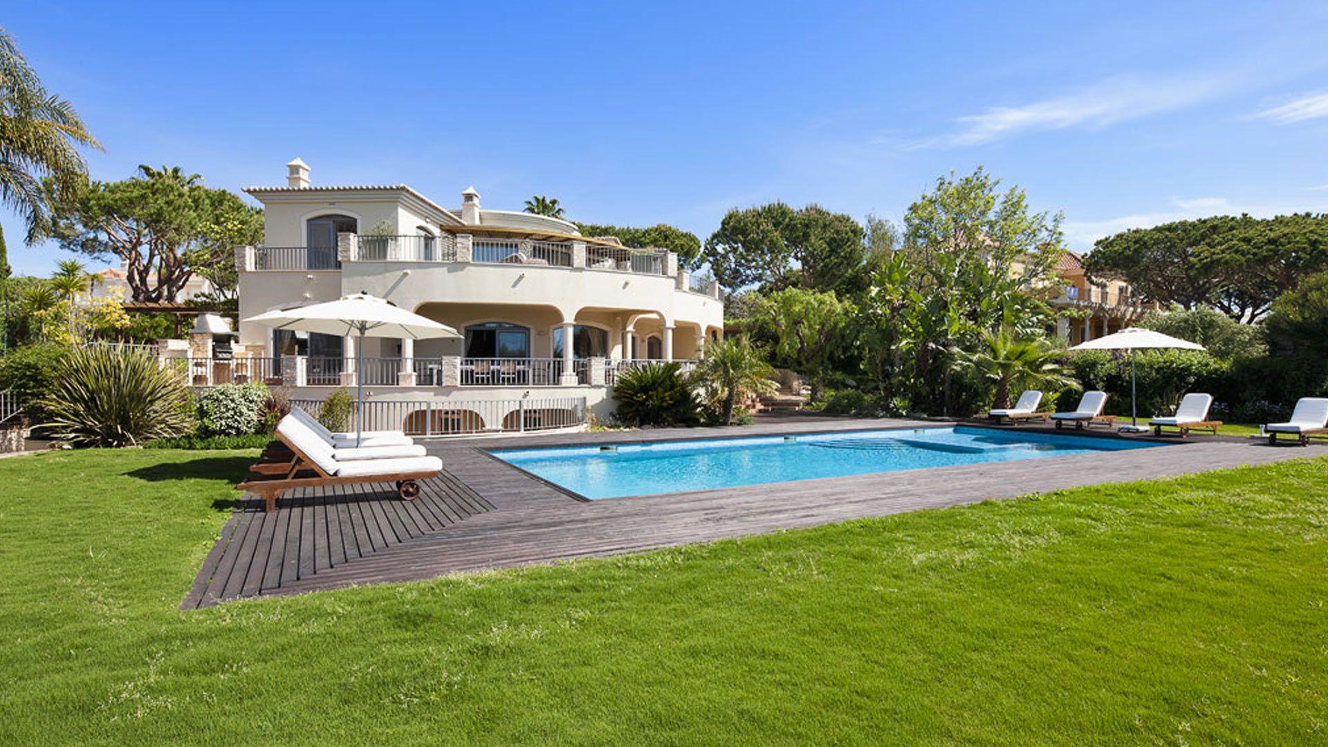 Private Villas In Portugal villa wood spirit - algarve splendid 6 bedrooms villa, 6