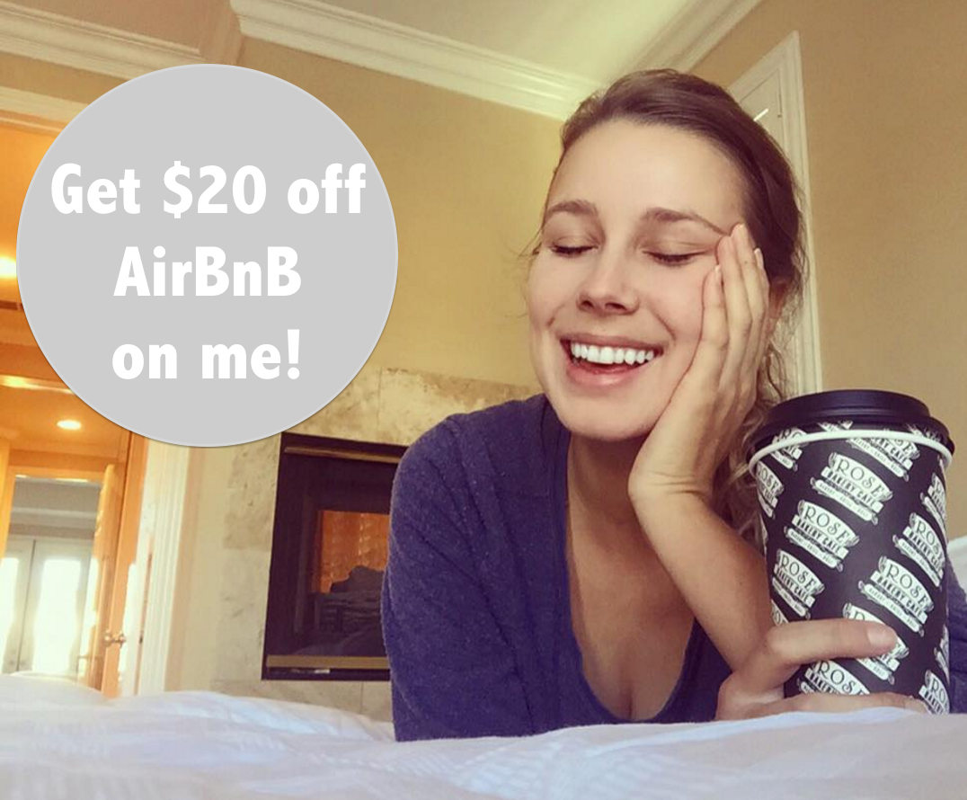 Air Bnb Referral code