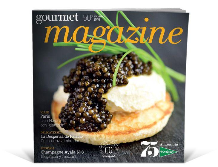 Gourmet Magazine. Otoño - Invierno 2016/2017