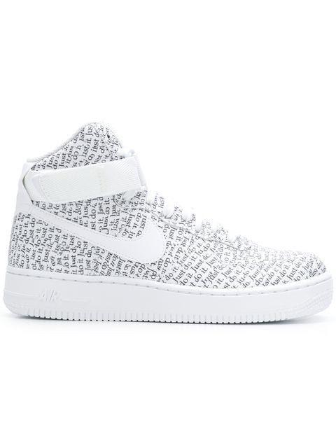 Nike Air Force 1 Hi top Scarpe da Ginnastica    Ginnastica scarpe   Pinterest   Nike air   97a149