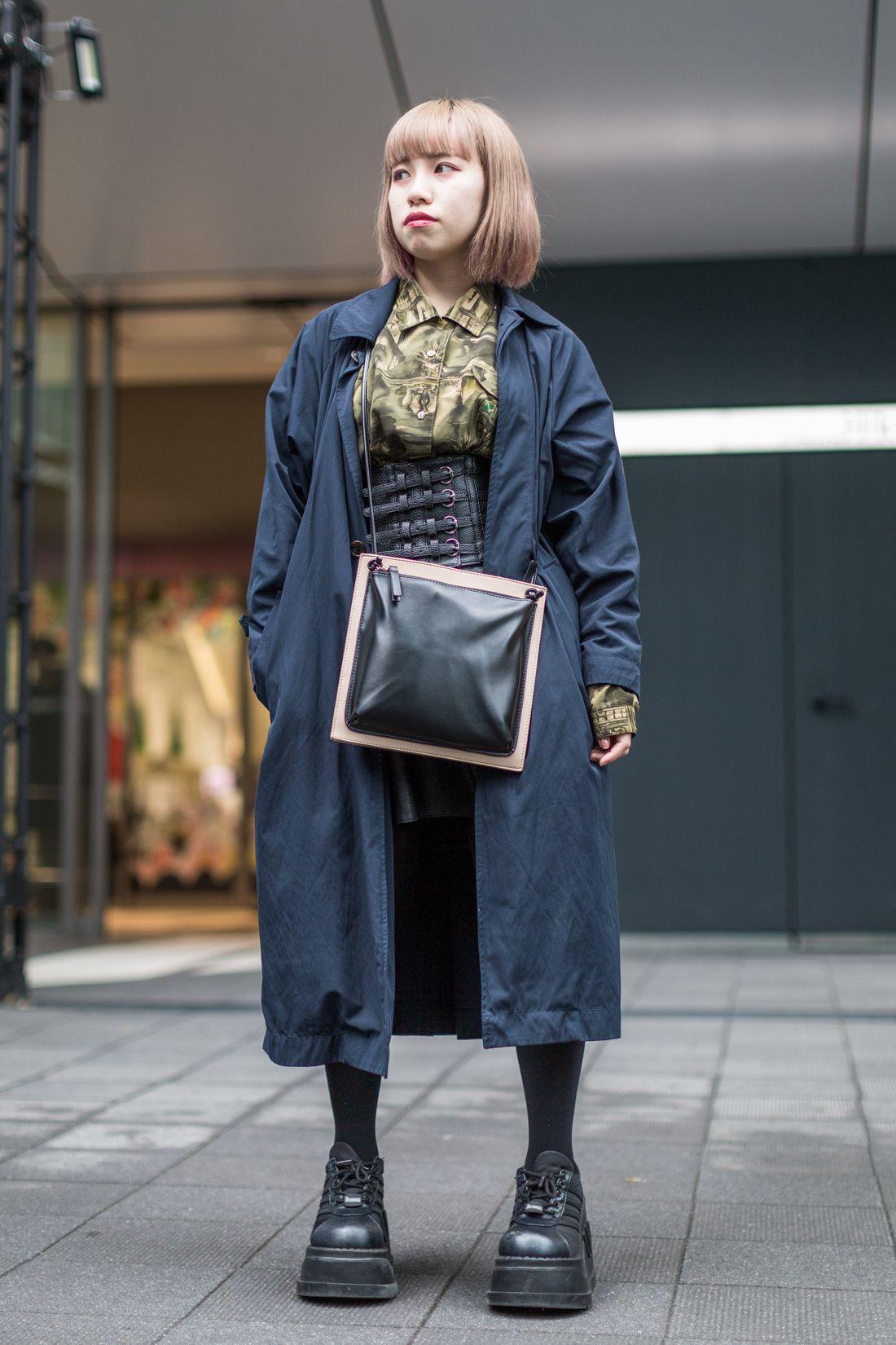 Fashion style Fashion japan week day 4 for lady