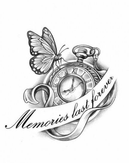 Photo of Tattoo Ideas In Memory Of Mom Butterflies 47 Ideas