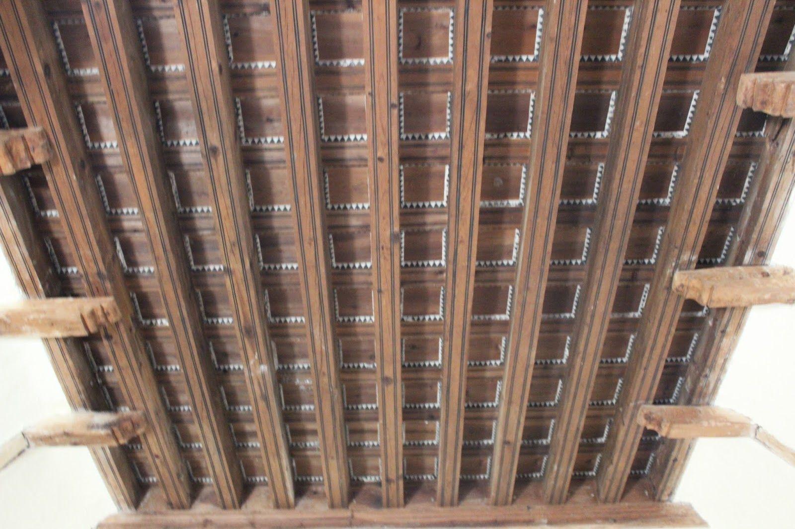 Fuente El Sauz Avila Iglesia De La Asuncion Romanico Mudejar S  # Muebles Mudejar