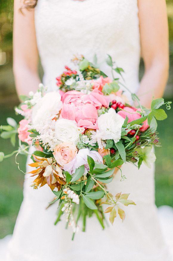 Farm wedding by Haley Sheffield