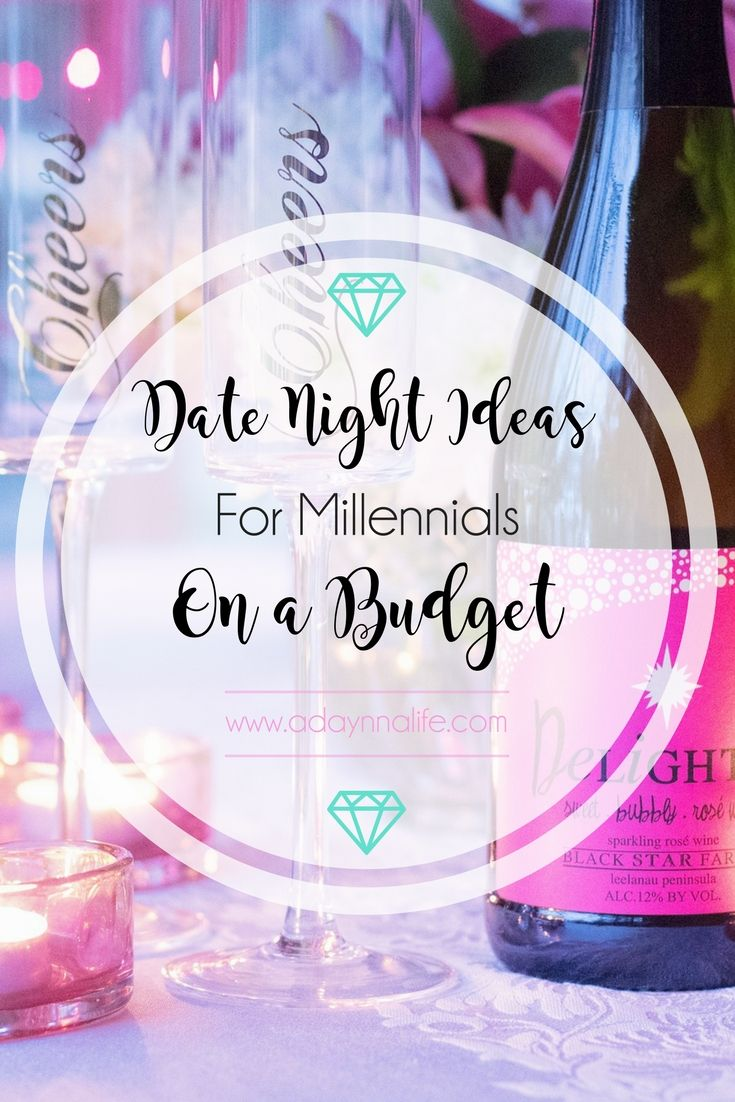 Date Night Ideas for Millennials on a Budget | Advice, Budgeting and ...