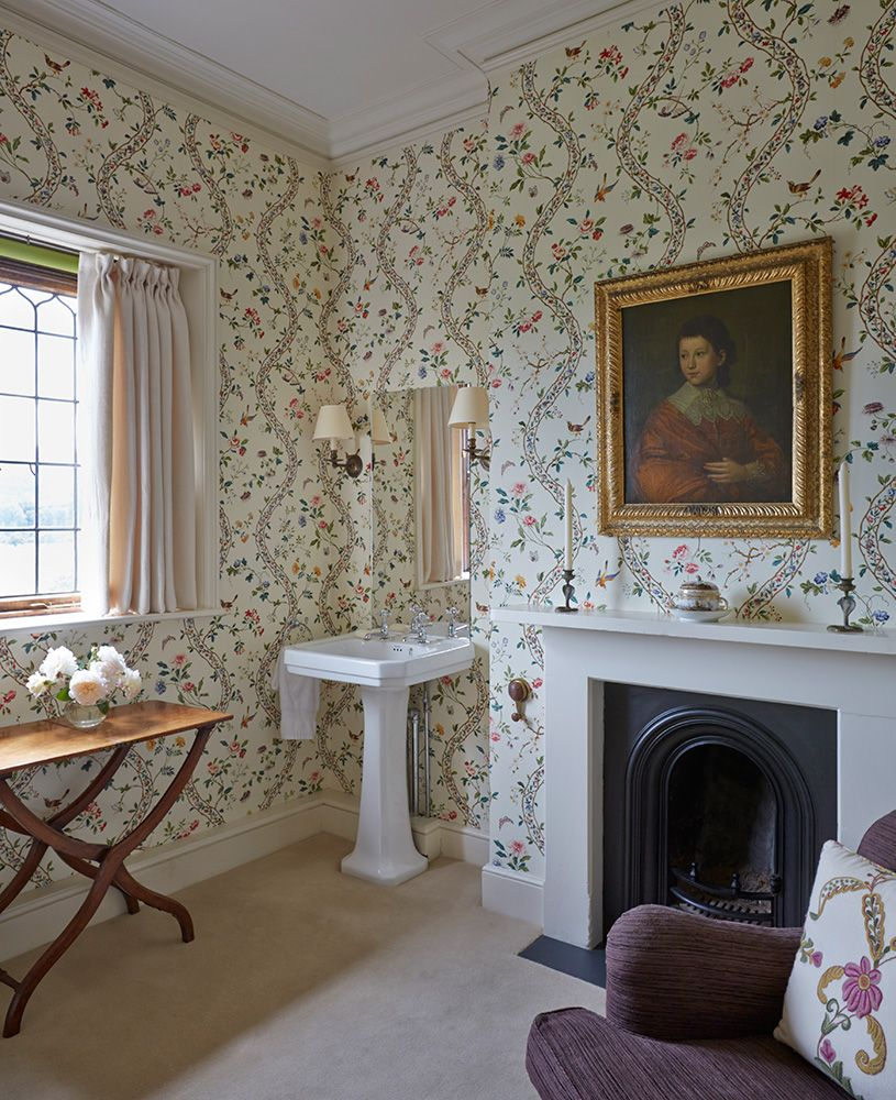 English Country Bathroom Designs: INTERIOR DESIGN ∙ COUNTRY HOUSES ∙ Madresfield Court