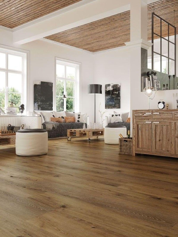 40 Rustic Natural Vinyl Planks Home Interior Flooring Ideas Page 20 Of 40 Fathinah De House Flooring Wood Floors Wide Plank Waterproof Vinyl Plank Flooring