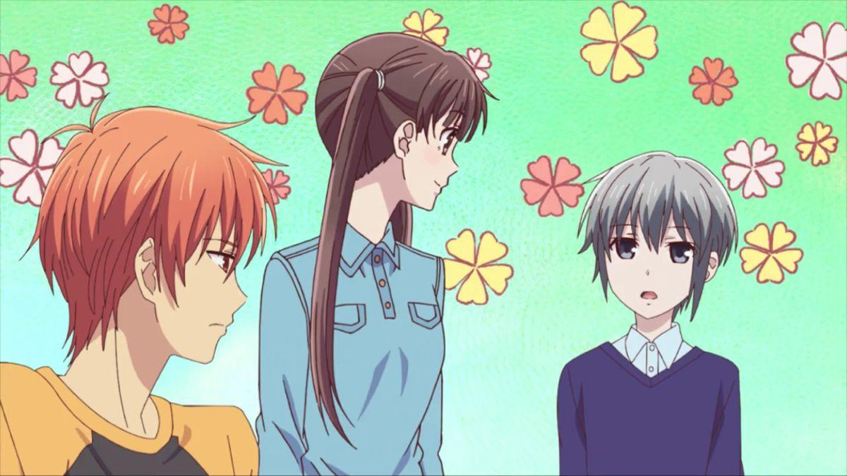 Pin By 桜 On フルーツバスケット幻影天使 Fruits Basket Manga Fruits Basket Fruits Basket Anime