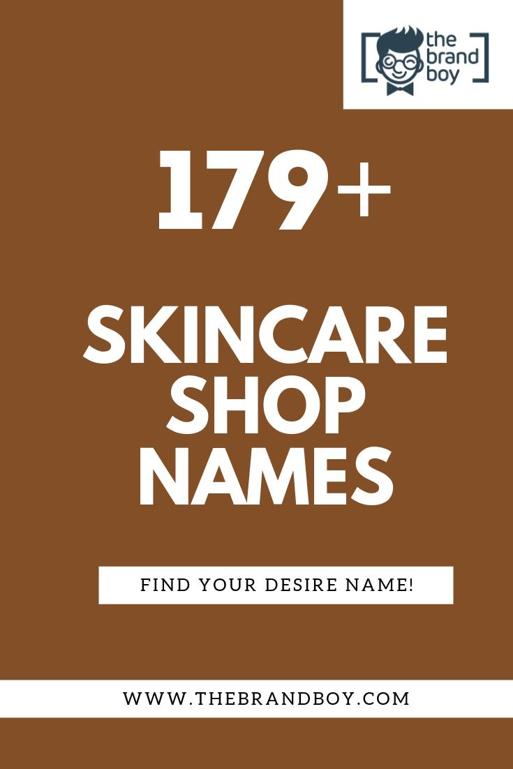 597 Creative Skincare Business Name Ideas Video Infographic Business Names Catchy Business Name Ideas Travel Company Names
