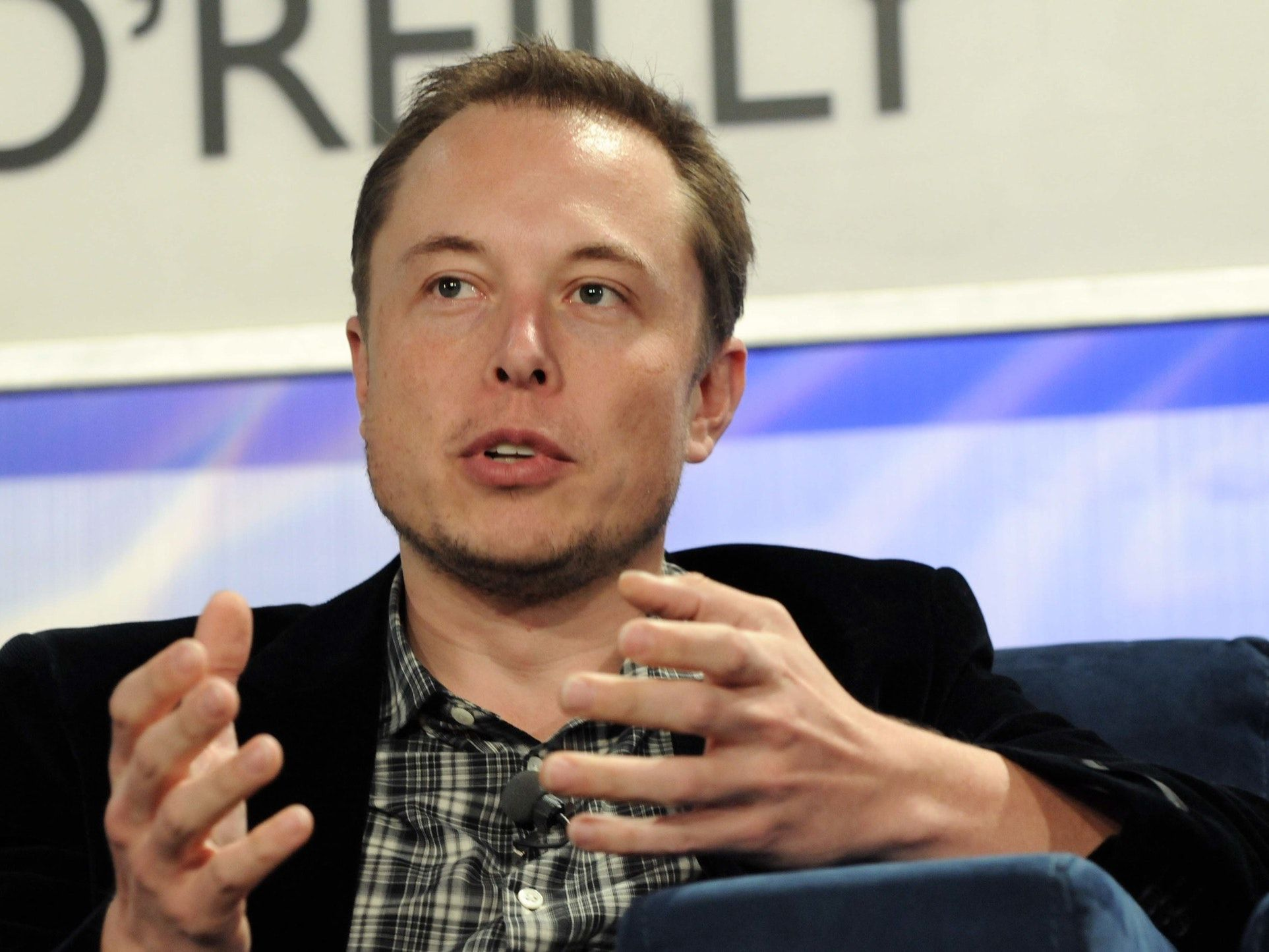 Elon musk reveals how he wants to fund his private tesla