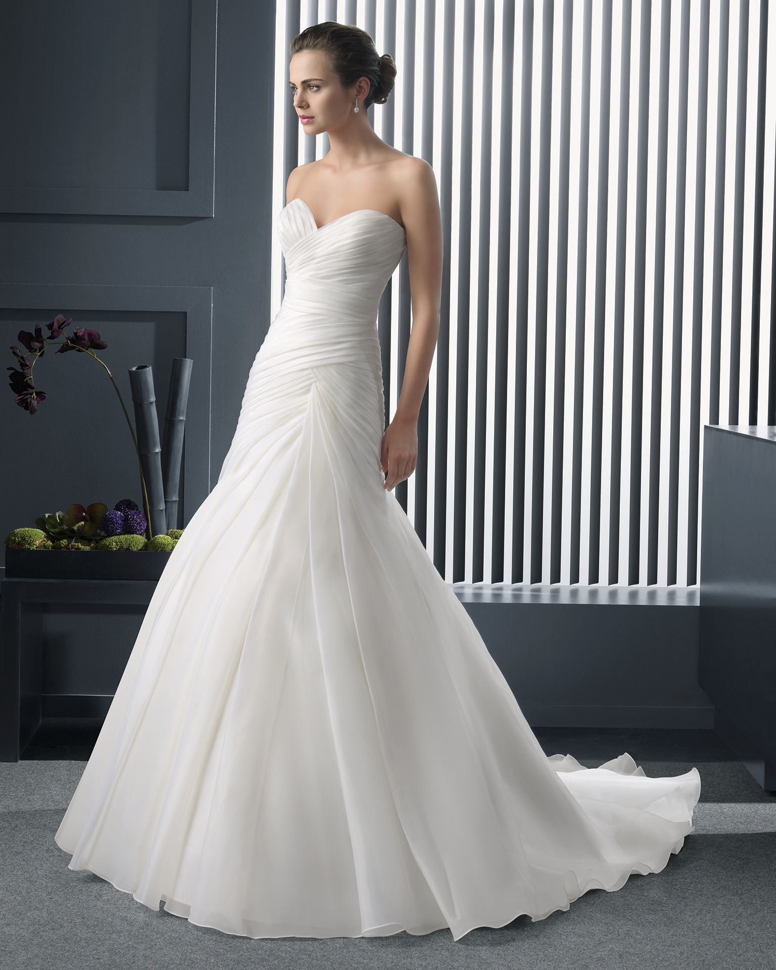 Best Wedding Gowns 2015: Two By Rosa Clará 2015 Bridal Collection (top