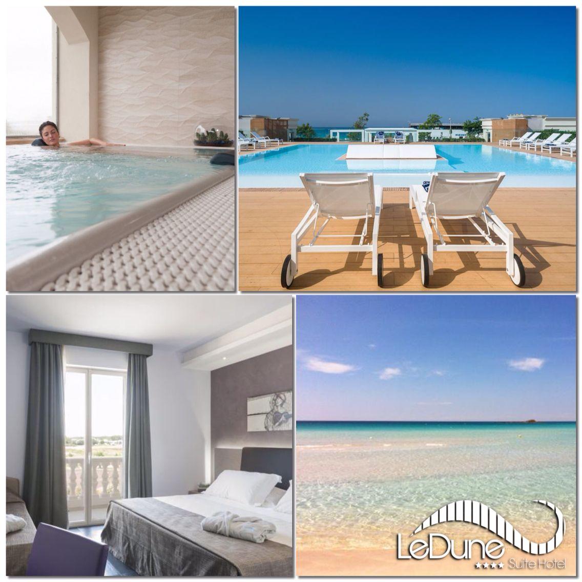 Le Dune Suite Hotel Salento, Puglia italia, Italia