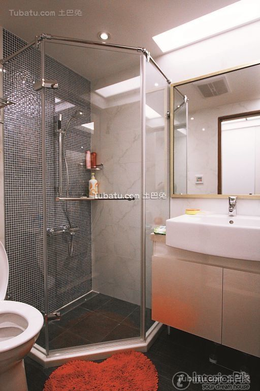 New modern bathroom design and decoration effect View more at http on updated wallpaper designs, updated small kitchens, updated master bedroom designs, updated shower designs, updated laundry room designs, updated office designs,