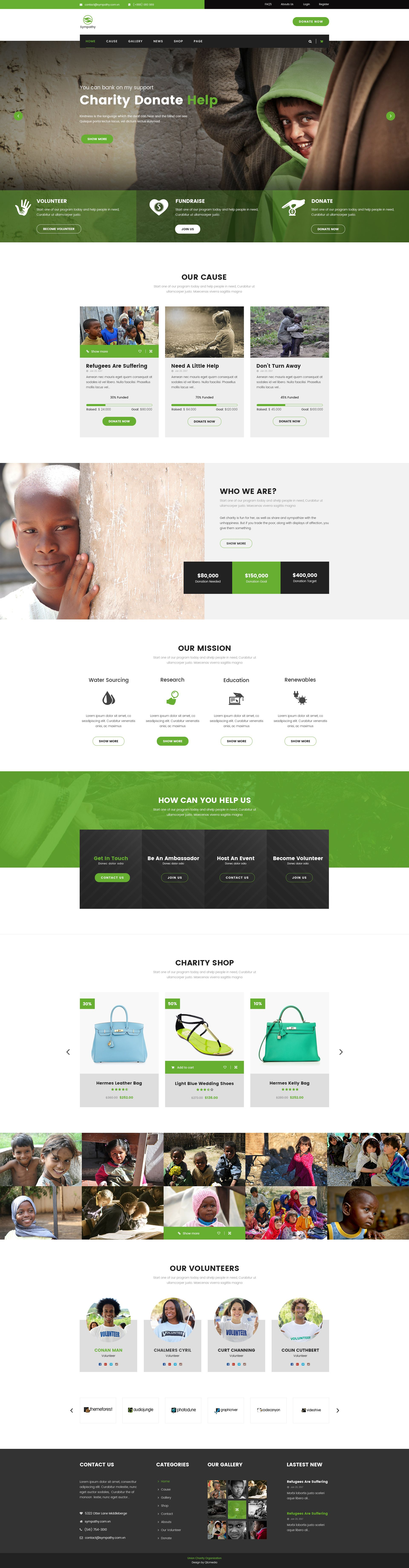 sympathy charity non profit donations psd template psd
