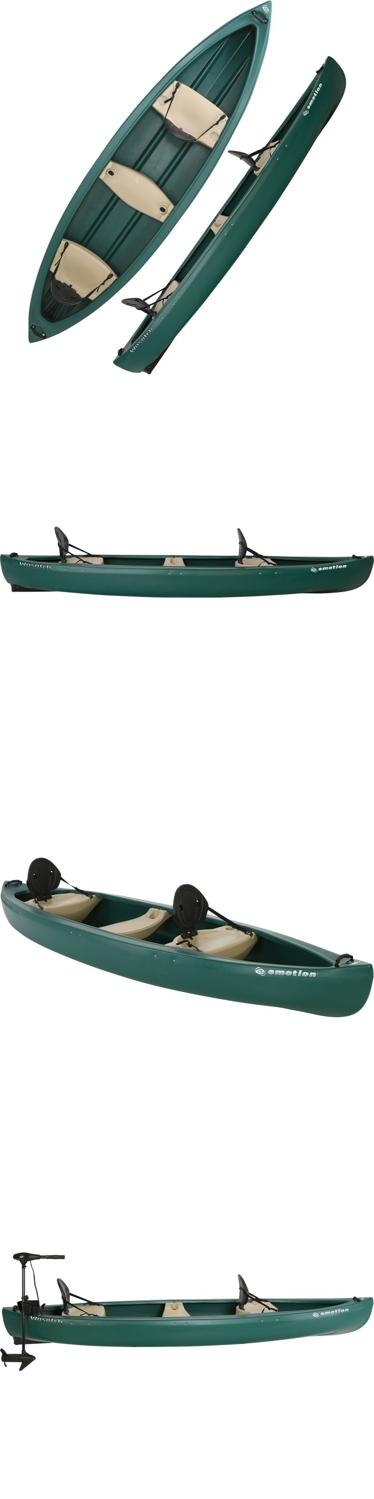 Canoes 23800 Emotion Wasatch Canoe Brand New Free Shipping Buy It Now Only 569 19 Canoe Brand New Brand