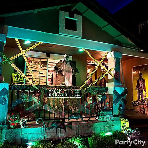 Killer Zombie Apocalypse Party Ideas - Party City #zombieapocalypseparty Killer Zombie Apocalypse Party Ideas - Party City #zombieapocalypseparty