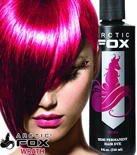 Robot Check Semi Permanent Hair Dye Fox Hair Dye Arctic Fox Hair Dye