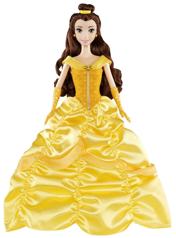 Belle ornament disney - Disney Princess Doll Disney Princess Classic Collection Belle Cdb51 Manufacturer Mattel