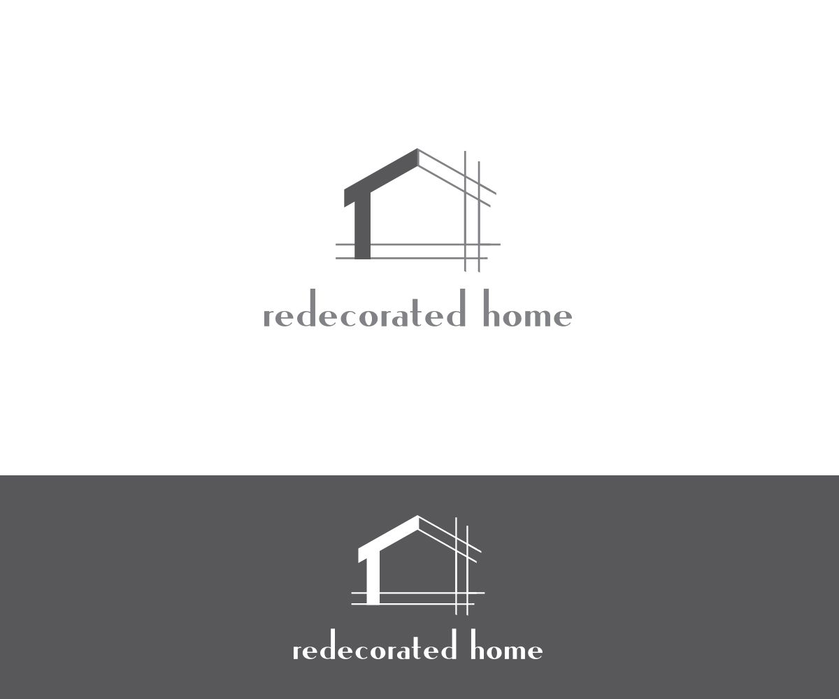 Home Renovation Logo Ideas: Home Renovation Company, Making Things Beautifu... Serious