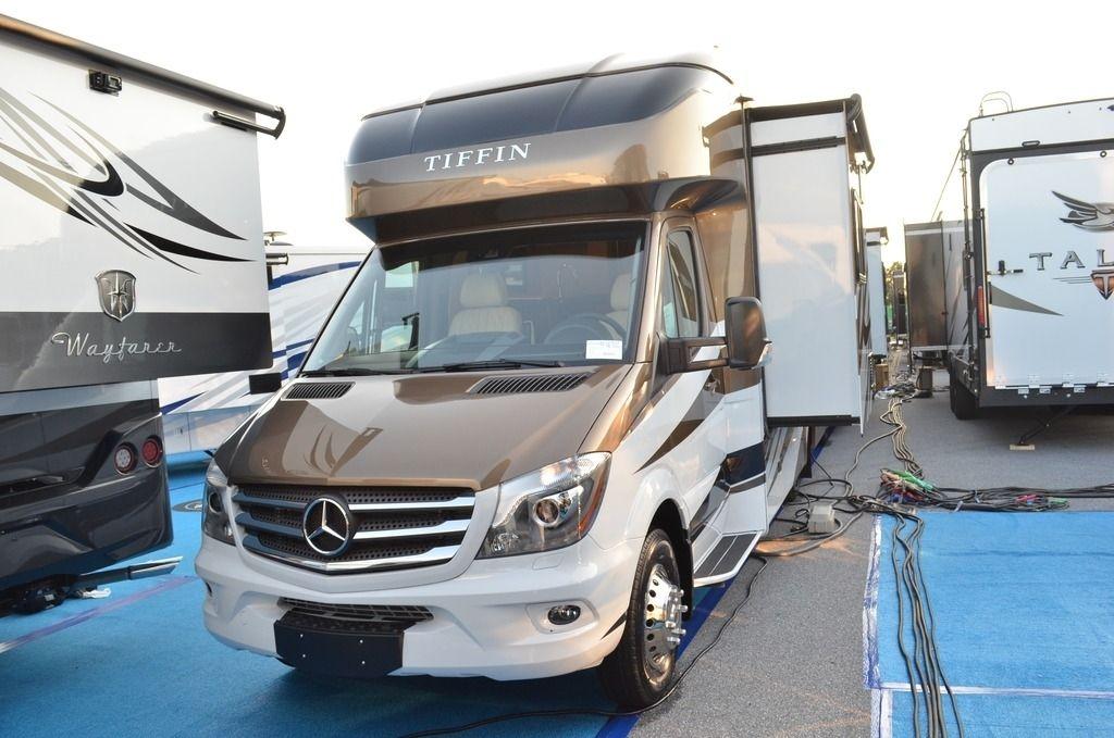 2018 Tiffin Motorhomes Wayfarer 24 Bw M20566 Colton Rv Rv