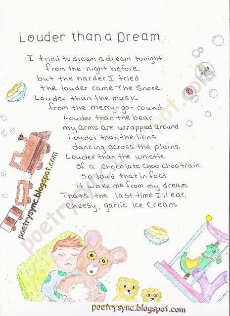 Best Poems For Children All Time With Images Kids Poems