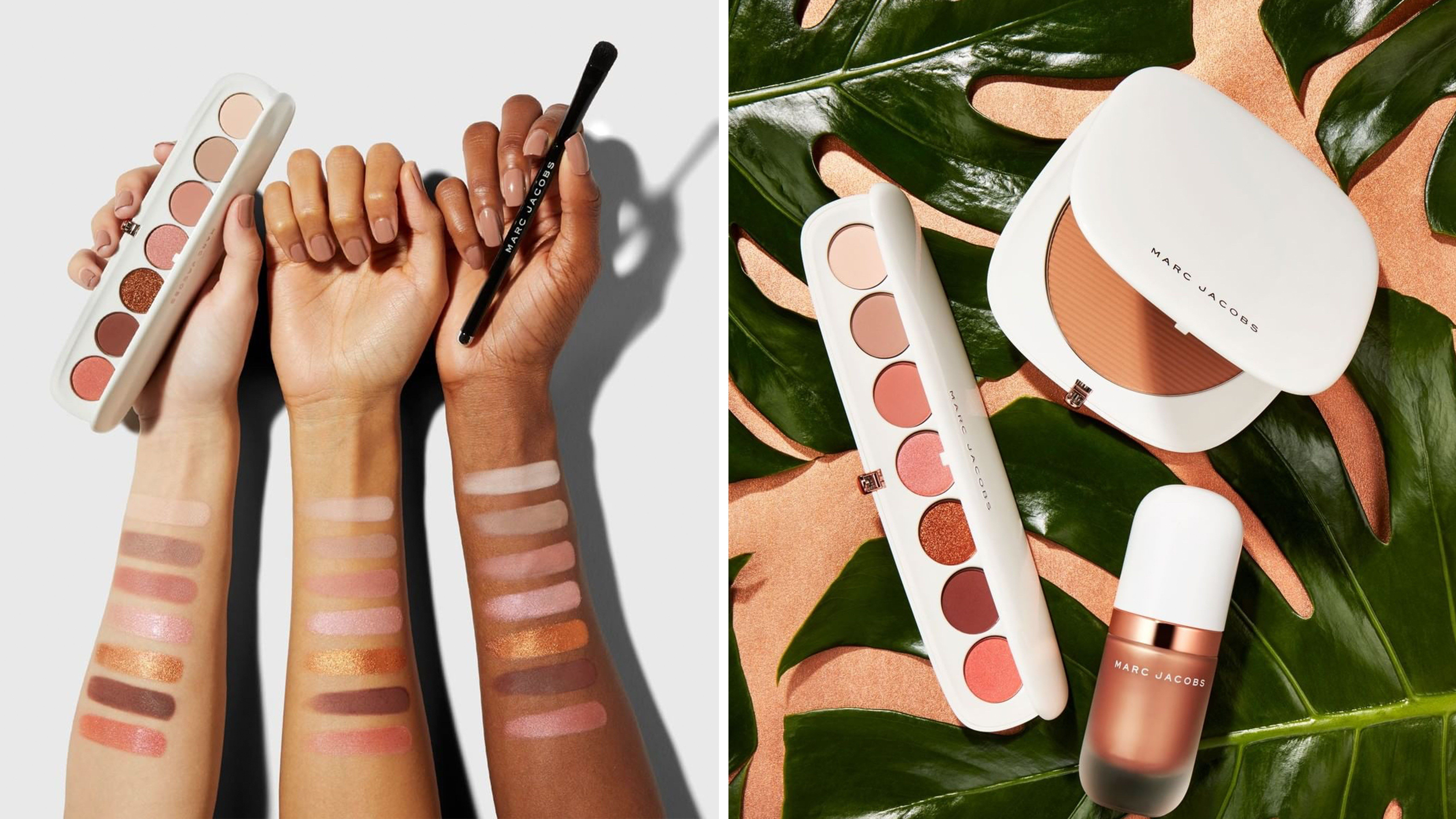 Marc Jacobs Beauty's Rose Gold Collection Just Dropped and