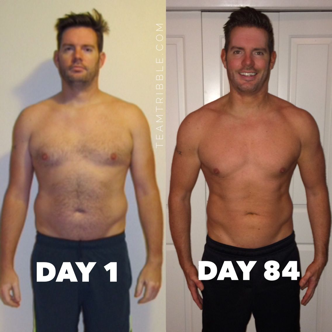 Body Beast Before And After Weightloss Transformation