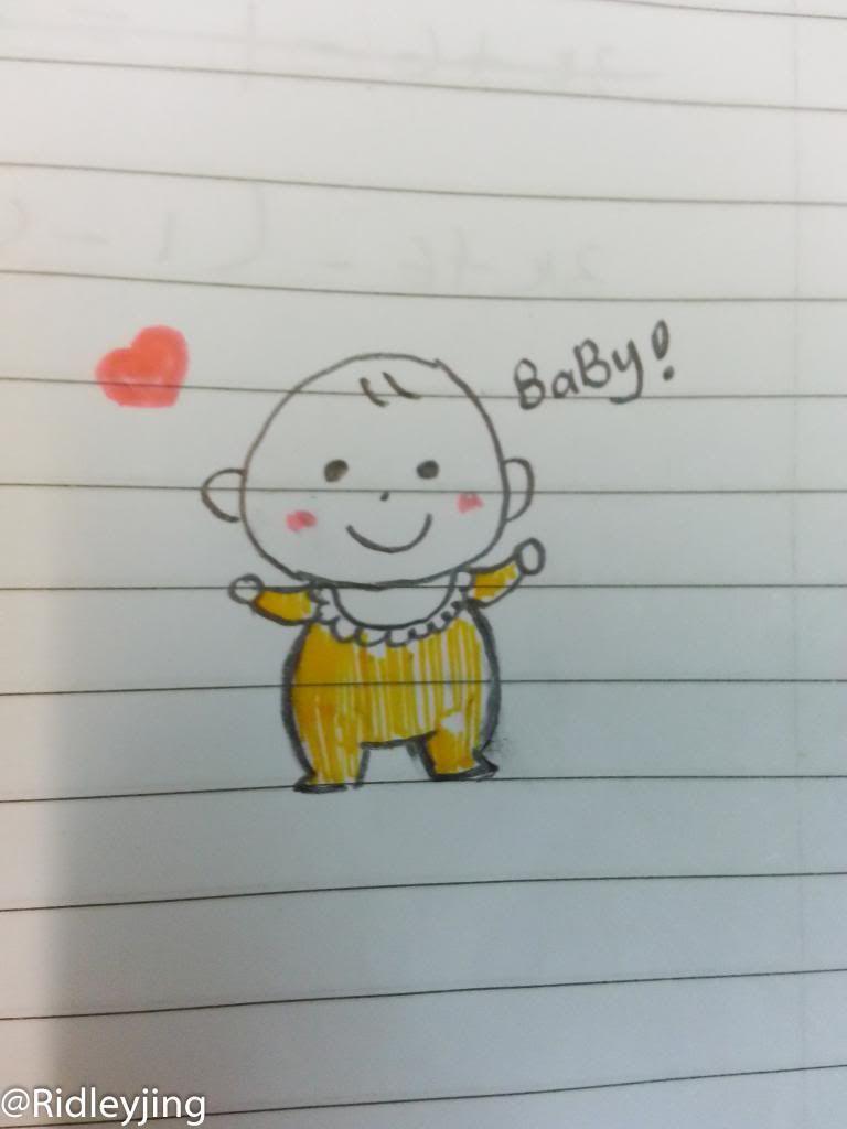 something cute to draw - 736×981