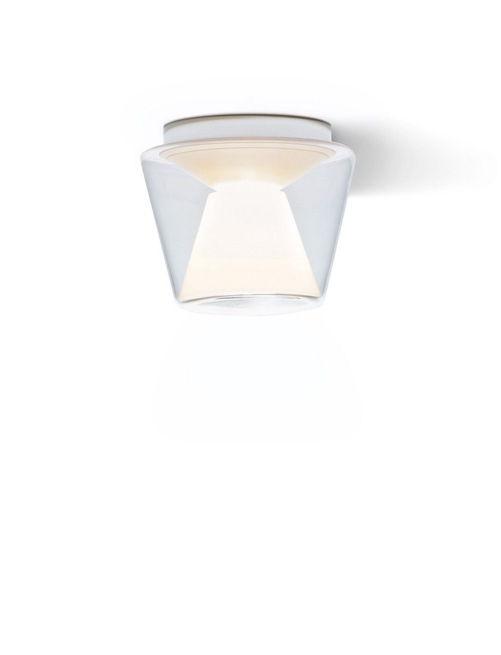 Serien Lighting Annex Ceiling Halogen Klar/ Opal | Lighting ...
