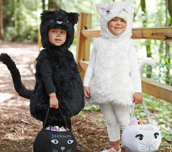 Toddler Black Cat Costume Black Cat Costumes Cat Halloween