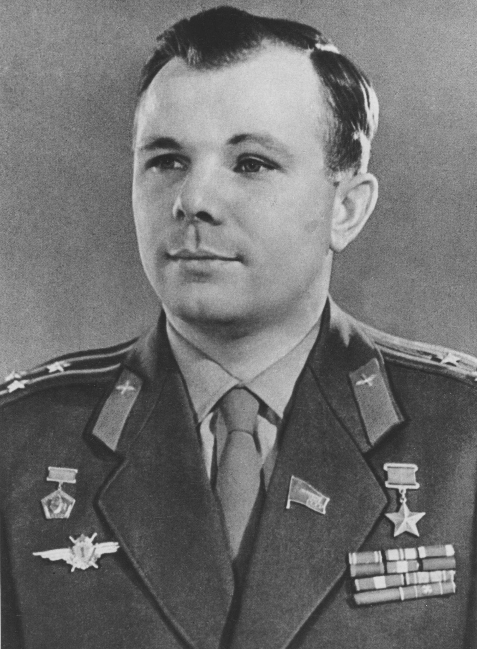 Another Yuri Gagarin